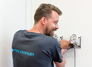 Rörinstallation